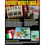 World War II Basics Teaching Poster Set