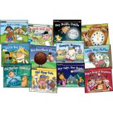 Nursery Rhyme Tales Content-Area Leveled Readers, English, 12 titles