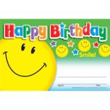 Happy Birthday–Smile Recognition Awards