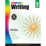 Spectrum® Writing, Grade 2