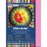 Tru-Ray® Fade-Resistant Construction Paper, 9 x 12, Shocking Pink