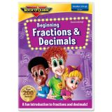 Rock 'N Learn® Beginning Fractions & Decimals DVD
