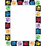 Paw Prints Terrific Papers®