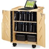 Laptop & Tablet Storage Cart