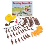 Counting Crocodiles 3-D Storybook