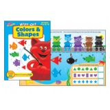 Wipe-Off® Book, Colors & Shapes