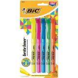 BIC® Brite Liner® Highlighters, 5-Pack Assorted