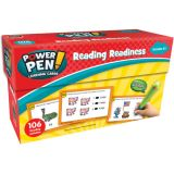 Power Pen Learning Cards, Reading Readiness