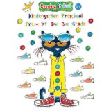 Pete the Cat® Keeping It Cool In...Bulletin Board Set