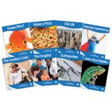 Fantails™ Book Banded Readers, Blue Non-Fiction, Levels D-H