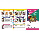Preschool Progress Reports for Three Year Olds