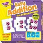 Fun-to-Know® Puzzles: Easy Addition