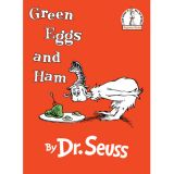 Green Eggs and Ham, Hardcover