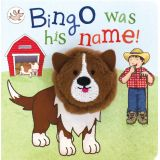 Finger Puppet Board Books, Bingo Was His Name!