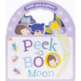 Peek-a-Book Board Books, Moon