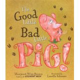 Margaret Wise Brown Pictures Books, The Good Little Bad Pig