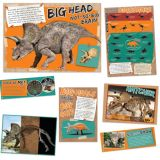 Smithsonian® Amazing Dinosaurs Bulletin Board Set