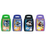 Top Trumps® Card Games, Set of all 4