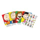 Peanuts® Characters & Motivational Phrases
