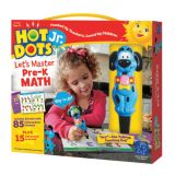 Hot Dots® Jr. Let's Master Math, Grade PreK