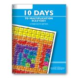 10 Days to Multiplication Mastery Student Workbook