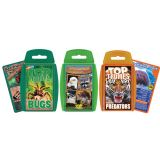 Top Trumps® 3-Game Bundle, Wildlife