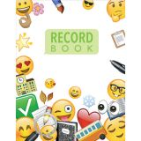 Emoji Fun Record Book