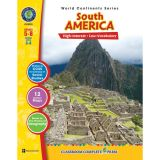 World Continents Series: South America