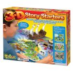 3-D Story Starters