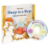 Carry Along Book & CD, Sheep in a Shop