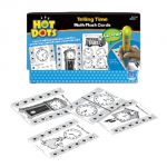 Hot Dots® Flash Cards, Telling Time