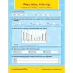 Principles & Standards of Math Task & Drill Worksheets, Number & Operations, Grades 6-8