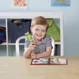 Hot Dots® Jr. Let's Learn the Alphabet Interactive Book & Pen Set