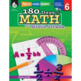 180 Days of Math, Grade 6