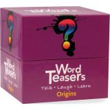WordTeasers® Conversation Starters, Origins