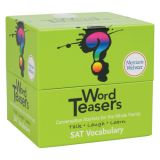 WordTeasers® Conversation Starters, Merriam-Webster SAT® Vocabulary