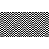 Fadeless® Design Roll, 48 x 50', B&W Chevron