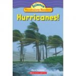 Wild Weather Science Vocabulary Readers