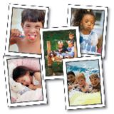 Photographic Learning Cards, Talk About A Child's Day
