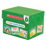 Little Leveled Readers, Set D
