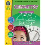 Principles & Standards of Math Task & Drill Worksheets, Geometry, Grades PreK-2