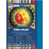 Tru-Ray® Fade-Resistant Construction Paper, 9 x 12, Blue
