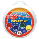 Jumbo Circular Washable Pads, Primary Kit