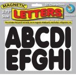 "2-3/4"" Magnetic Letters"