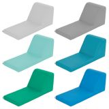 SoftZone® Chaise Lounge, Contemporary Colors, Set of 6
