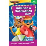 Rock 'N Learn® Addition & Subtraction Rap CD
