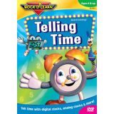 Rock 'N Learn® Telling Time DVD