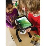Dewey the Document Camera Stand with LED Light