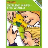 The World Outline Maps Reproducible Book