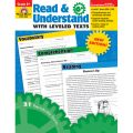 Read & Understand with Leveled Texts, Grade 6